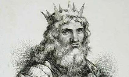 timeless design 7f8cd 80025 Il re Alboino fatto uccidere dalla moglie Rosmunda - da ...